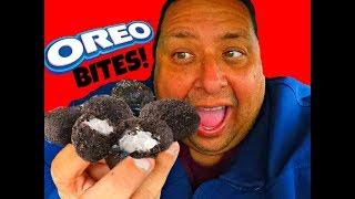 Arby's OREO® BITES Review!