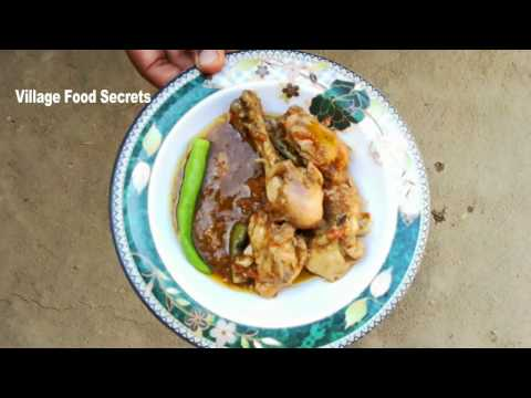 Chicken Karahi Village Style ❤ Simple and Easy ❤ Grandma's Style ❤ Village Food Secrets