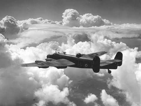 Légendes du ciel : Handley Page Halifax (bombardier)