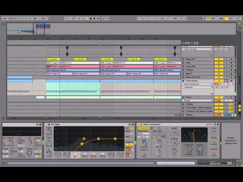 Ableton Live 9 Deep House Workflow