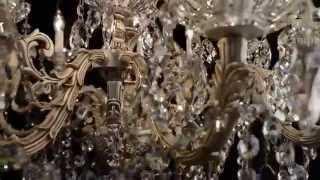 Хрустальная люстра Chiaro. Обзор роскошной хрустальной люстры Стефания 604010924