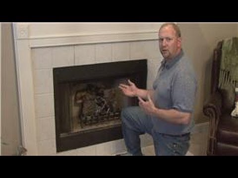 Home Improvement & Maintenance : Troubleshooting a Gas Fireplace