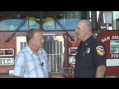 San Jacinto Fire Addresses San Jacinto State Of The City 2013