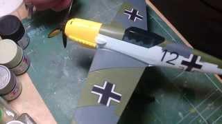 Airfix Quickbuild Messerschmitt  Bf109 E