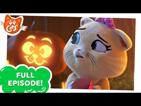 44 Cats   Episode 29 - Scaredy Cats [FULL EPISODE]