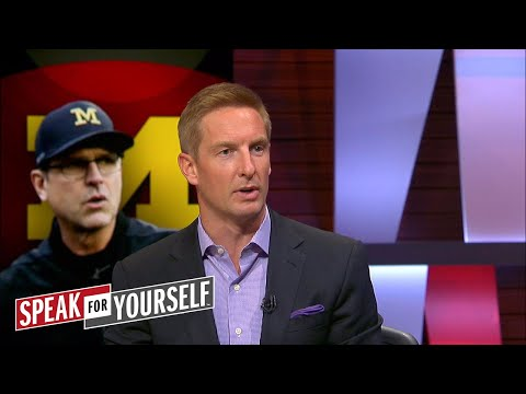Is next year a make-or-break season for Jim Harbaugh at Michigan? | SPEAK FOR YOURSELF