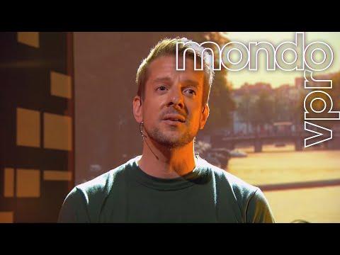 Optreden Alex Klaasen - Gewoon Opnieuw | Live @ VPRO Mondo | Annie M.G. Schmidt-prijs