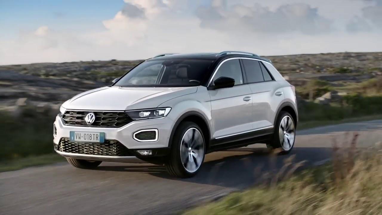 Volkswagen T Roc 2018 Born Confident Il Primo