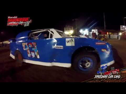 #93 Bill Robinson - Mini Stock - 8-24-19 Lake Cumberland Speedway - In-Car Camera
