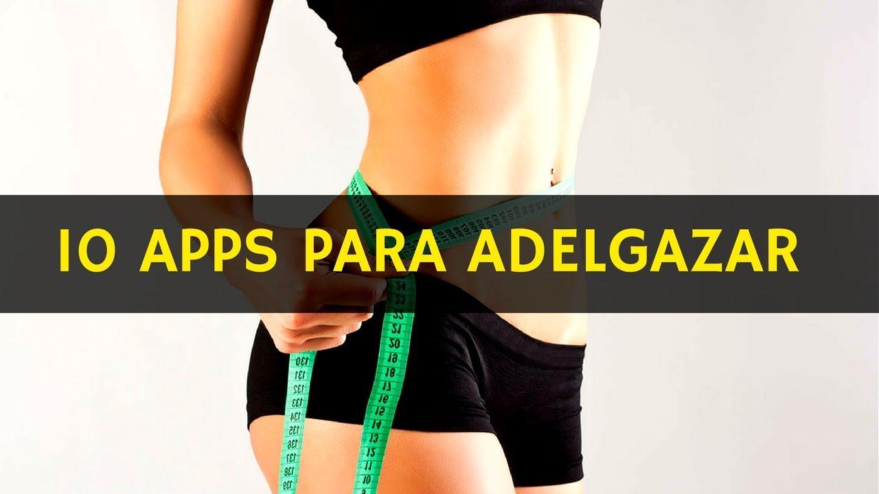 Perdida de peso fitness apps