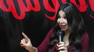 وشوشة   أميرة بدر:نانسى عجرم تشبهنى لأنها أجرت عمليات تجميل ويستفزنى التشبيه Washwasha