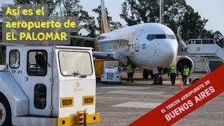 Aeropuerto El palomar (tercero de Buenos Aires)