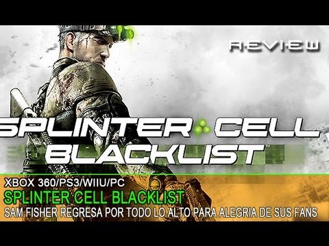 Splinter Cell Blacklist / Análsis Review
