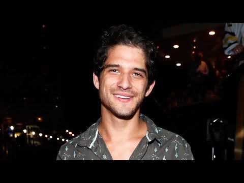who is tyler posey dating right now 2017