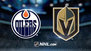 Эдмонтон - Вегас. Прогнозы на НХЛ. Прогнозы на спорт. Прогнозы на хоккей. Ставки на НХЛ