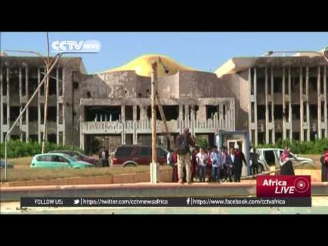 Joy as university students graduate in Libya in spite of damaged facilities