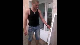 Как вскрыть пластиковое окно(Заказать можно тут superokna59@mail.ru., 2017-01-18T21:16:24.000Z)