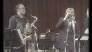 Jazz Ork.Radio Televizije Beograd  with Ernie Willkins--All The Things You Are   1984.flv