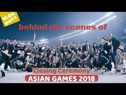 Directing For ASIAN GAMES 2018: Rehearsal Vlog Part 1