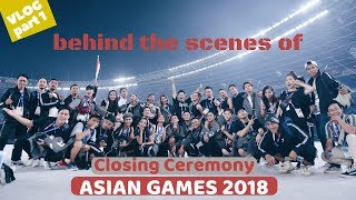 Download Directing for ASIAN GAMES 2018: Rehearsal Vlog Part 1 Mp3