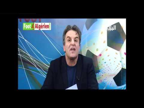 Naserddine Baghdadi tire à boulets rouge sur Mohamed Raouraoua