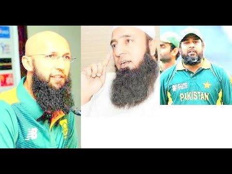Saeed Anwar vs Hashim Amla 2018 -  latest islamic Video -  Southafrica team