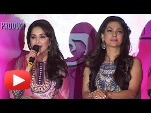 Madhuri Dixit vs Juhi Chawla - Acting Comparison - Must Watch