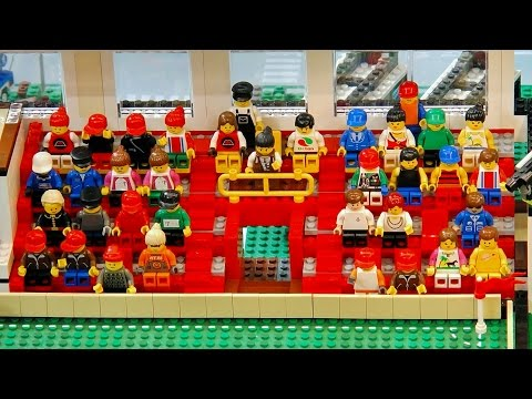 Gest Lego City In The World