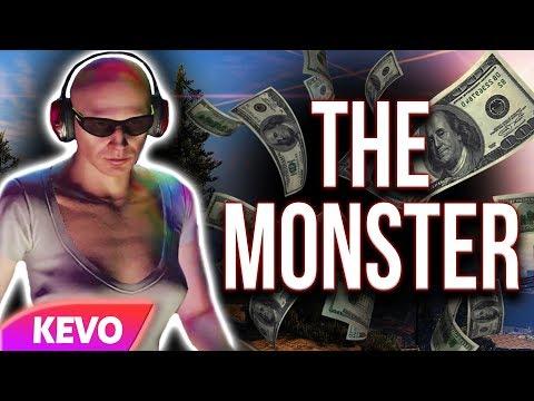 GTA V RP but I am a monster