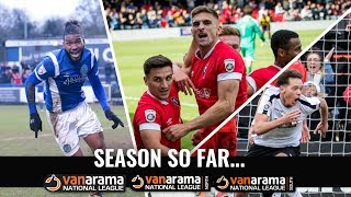 National League 2017/18 - Impossible to predict?