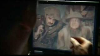 Blackadder 4th Series Last Scene: from Comedy to Tragedy