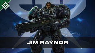 Marshal Jim Raynor   StarCraft   Dossier