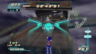 Sonic Riders PS2 Gameplay HD (PCSX2)