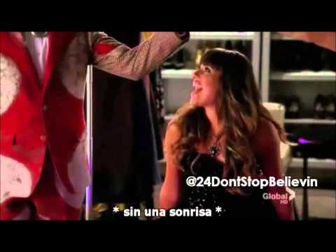 Glee - The Way You Look Tonight/You're Never Fully Dressed Without A Smile