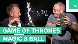 'Game of Thrones' Cast Asks Our Magic 8 Ball About Their Fates