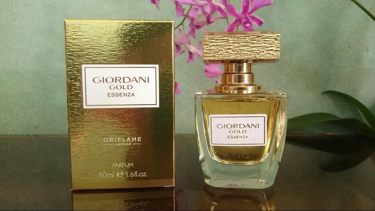 Oriflame Look Giordani Gold Essenza Parfum 31816 Youtube