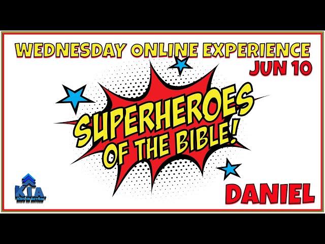 Wednesday Daniel