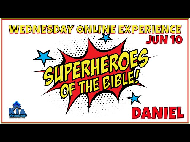 Wednesday Daniel kids ministry Kids Ministry sddefault