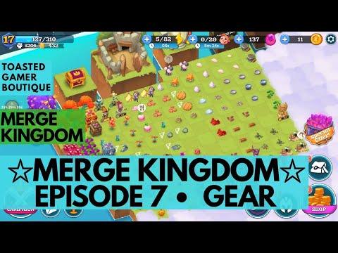 Merge Kingdom Hero Equipment • Episode 7 ☆☆☆