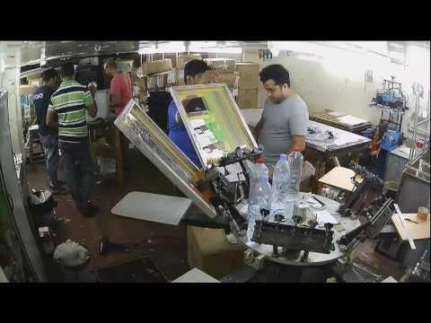 Scren Printing Dubai