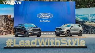 Ford Everest Sport 2020 SẮP VỀ VIỆT NAM   Everest nâng cấp chi tiết mới