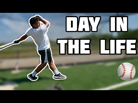Day In The Life Of A College Baseball Player EP. 2