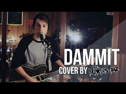blink182  Dammit cover by blinkers182