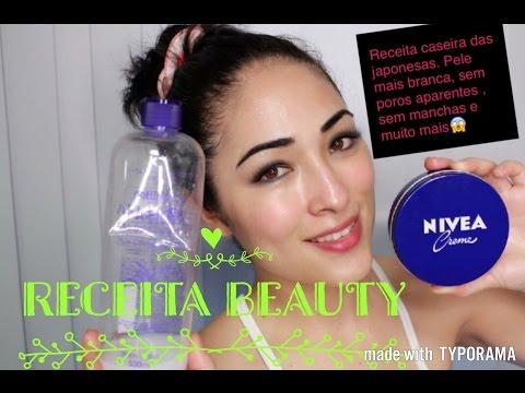 Baixar Mistura Beauty das japonesas/ creme nivea e skin conditioner