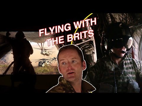 Sky's the Limit | Marines and Royal Air Force: Training Partners