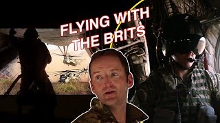 When Marines come together with the Royal Air Force the the sky's t...