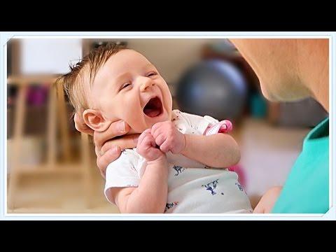 WORLD'S HAPPIEST BABY