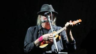 "Neil Young - ""Tumbleweed""  (St. Louis, 6-28-2018)"
