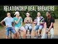 12 Relationship Deal Breakers