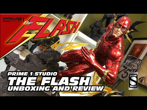 the-flash-new-52-prime-1-studio-statue-unboxing-and-review